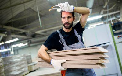 Hitze am Arbeitsplatz: Welche Grenzen gibt es?