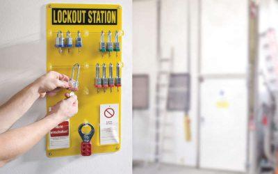 Schulungsfilm: Lockout-Tagout-Systeme fachgerecht einsetzen