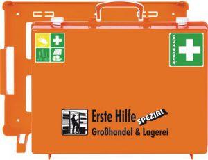 Erste-Hilfe-Koffer Großhandel und Lager