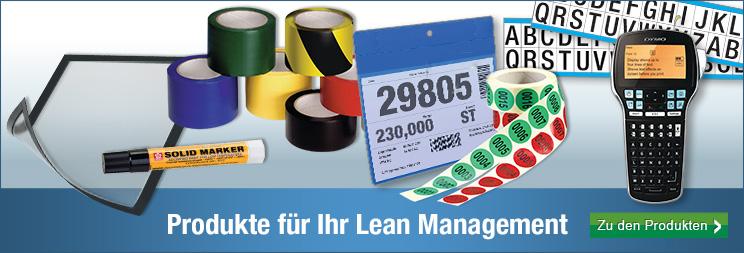 Banner Lean-Shop