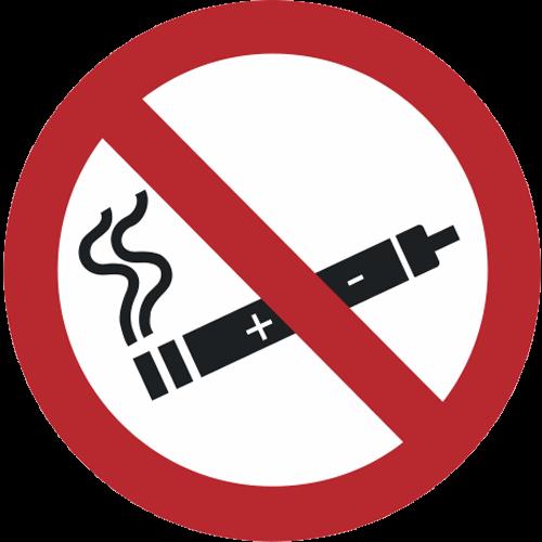 Verbot - E-Zigaretten verboten