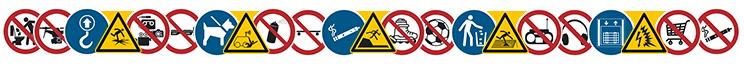 Neue Symbole nach EN ISO 7010