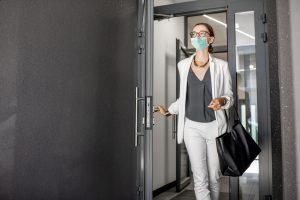 Infektionsschutz am Arbeitsplatz