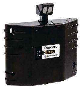 Dorgard Aufhaltevorrichtung für Brandschutztüren